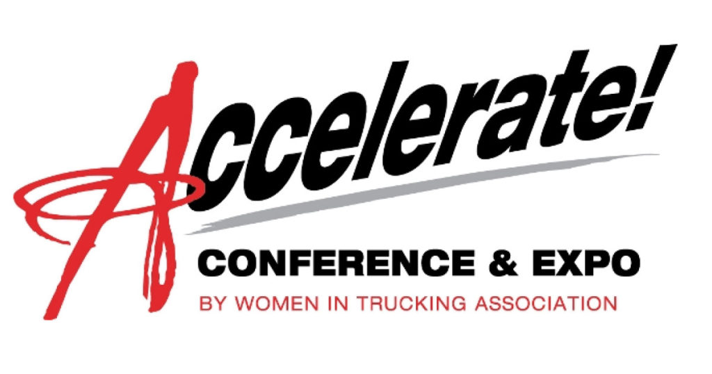 Accelerate! Conference & Expo by Women in Trucking Association