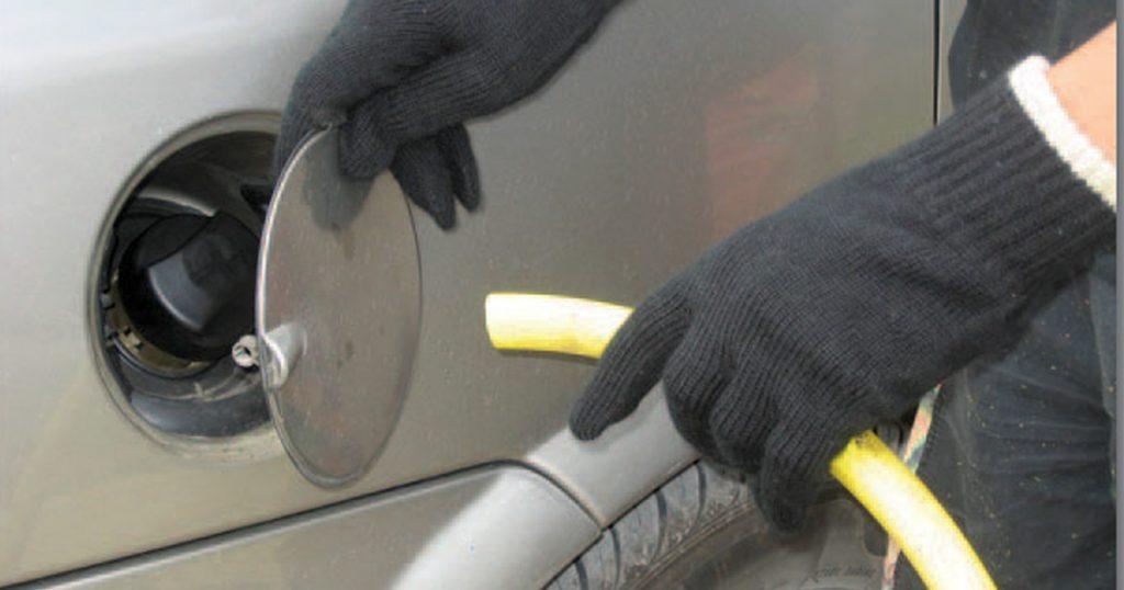 Fuel Theft