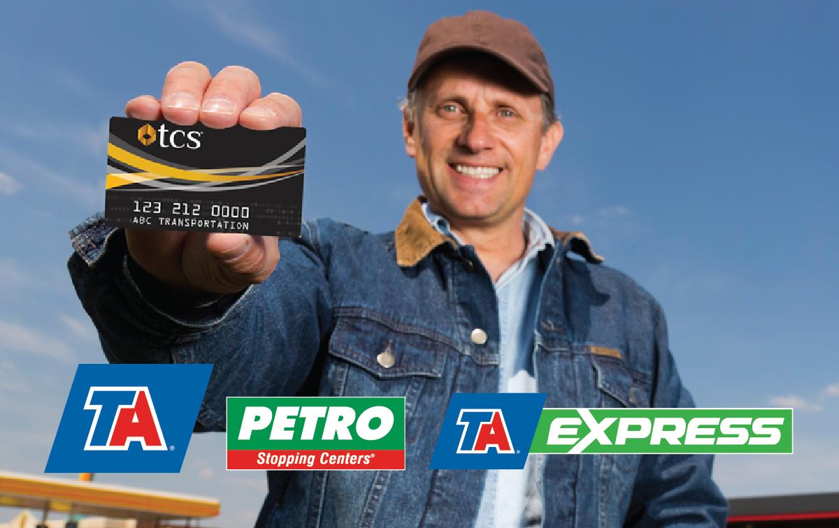 TCS Fuel Card