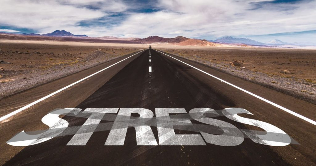 truck driver reduce stress