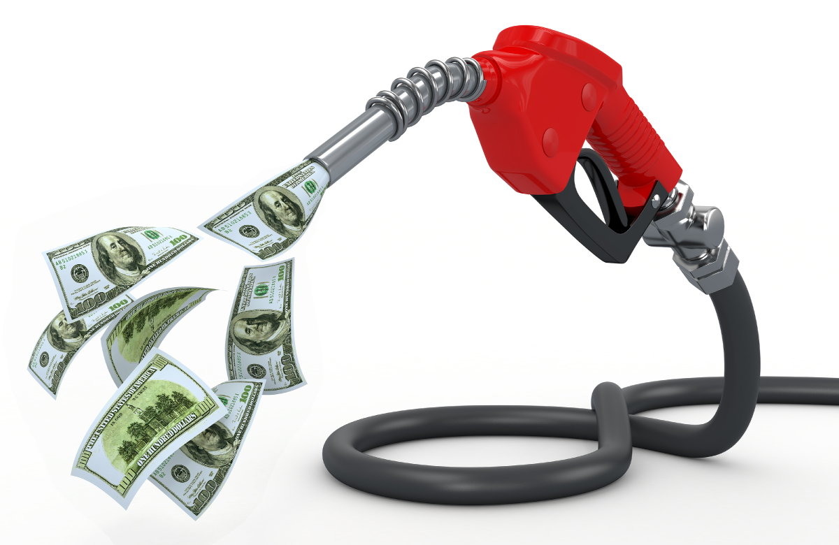 Save money at the pump with the TCS fuel card