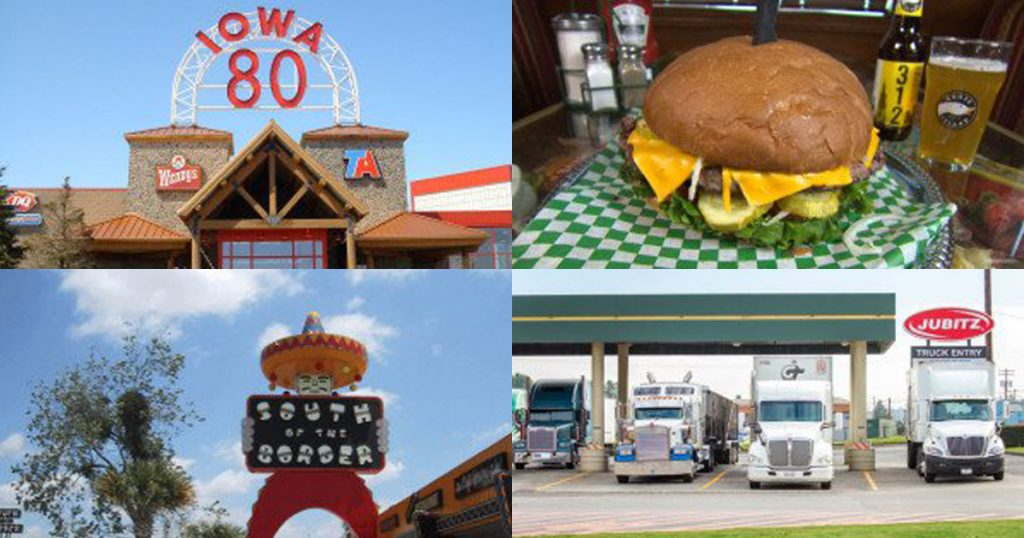 Famous Truck Stops