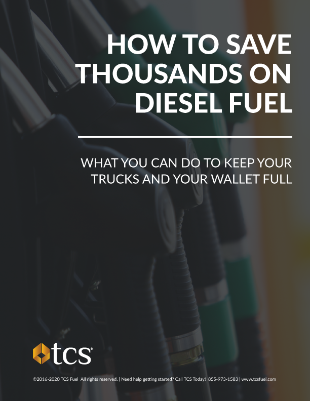 TCS Fuel White Paper: How to Save Thousands on Fuel